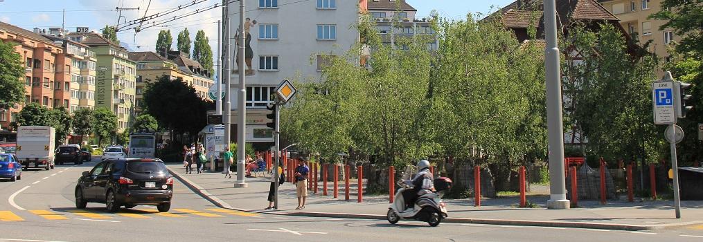 Projektwettbewerb Pilatusplatz
