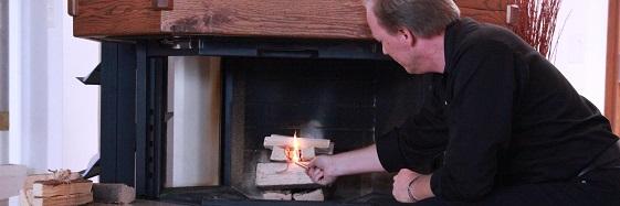 Richtig feuern mit Holz