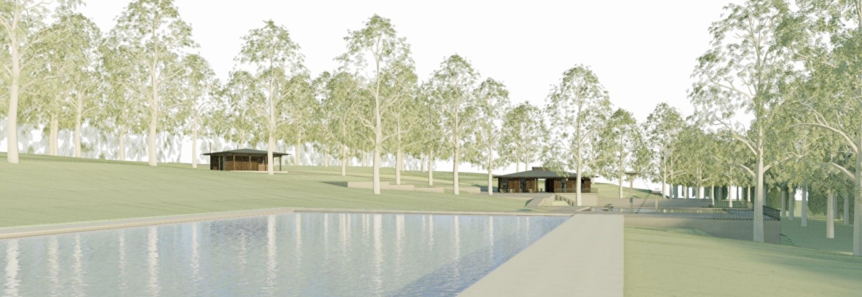 Gesamtsanierung Waldschwimmbad Zimmeregg