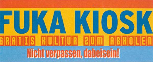 Flyer FUKA KIOSK