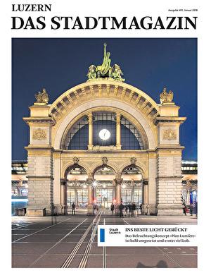 Stadtmagazin Nr. 1/2018