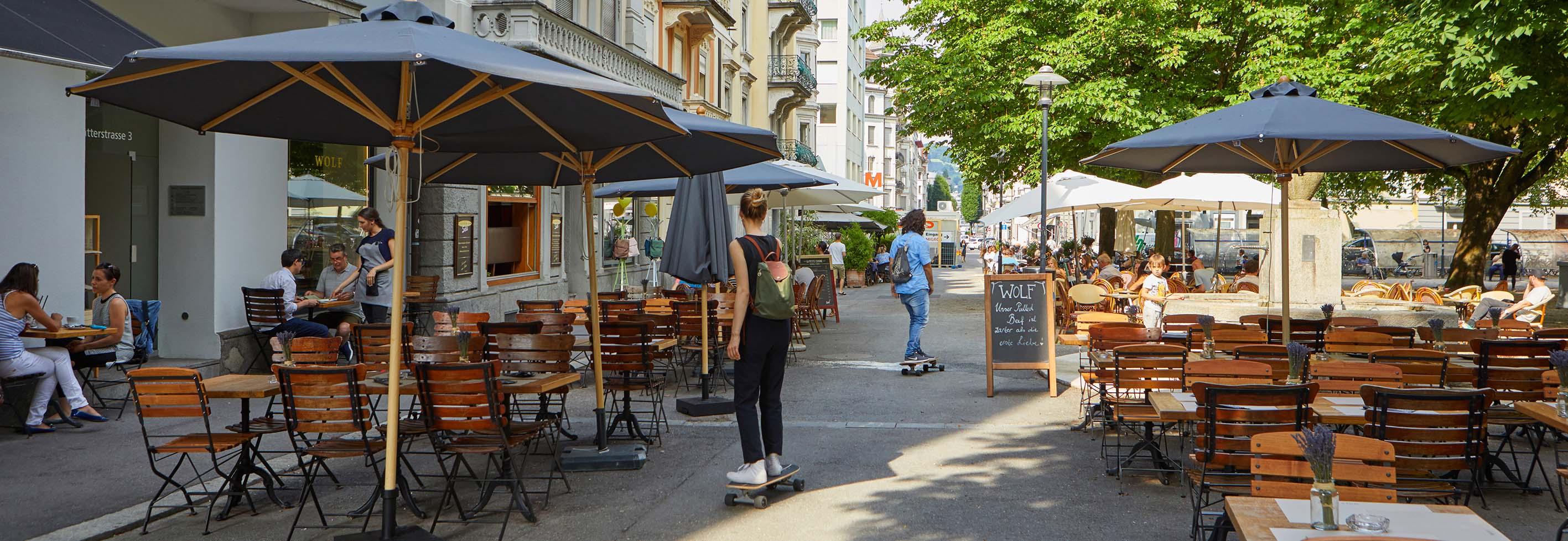 Quartier- und Stadtteilpolitik