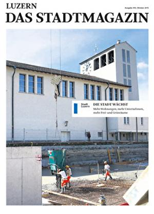 Stadtmagazin Nr. 5/2015