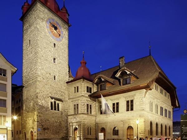 Plan Lumière. Beleuchtungskonzept der Stadt Luzern.