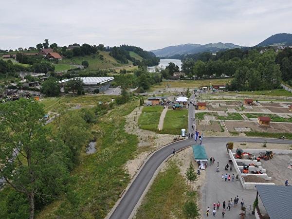 Entdeckertag Landschaftspark Friedental
