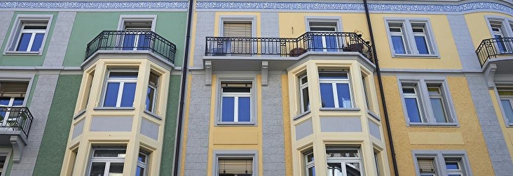 Architektonisch wertvolles Gebäude an der Waldstätterstrasse