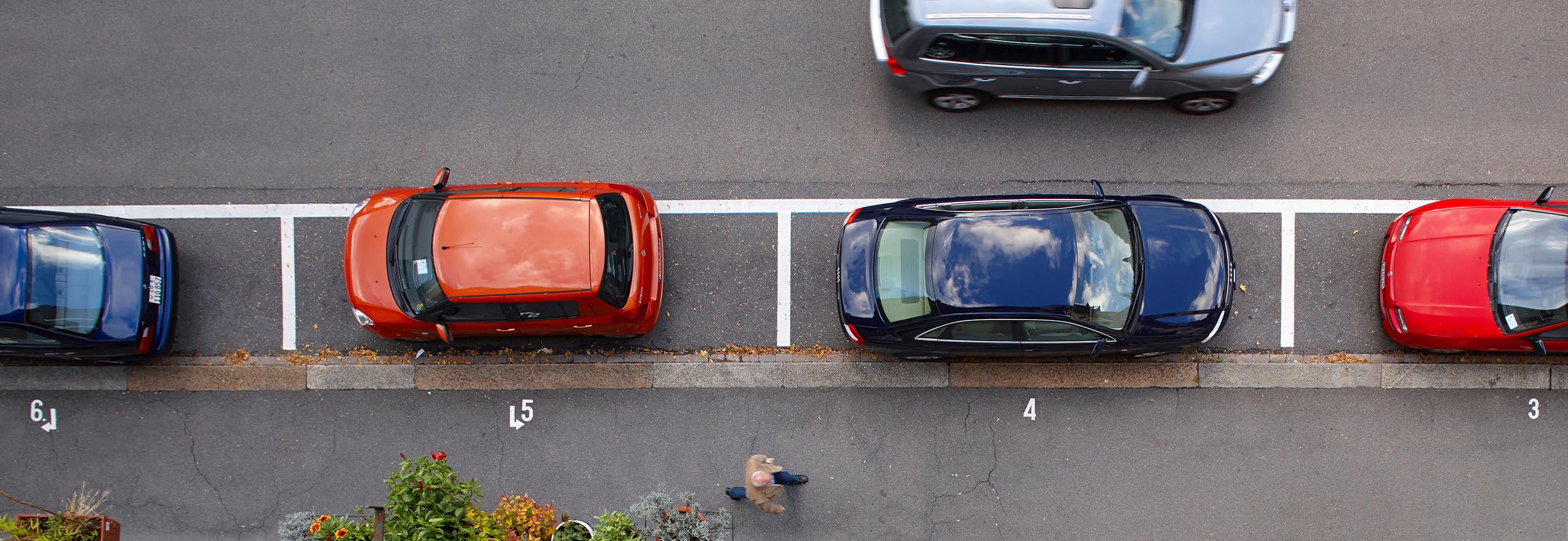 Auto & Öffentliche Parkplätze