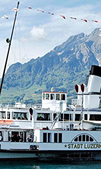 Dampfschiff «Stadt Luzern»
