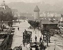 Historische Stadtspaziergänge erstmals als Filme und Leporello