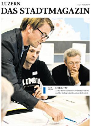 Stadtmagazin Nr. 2/2014