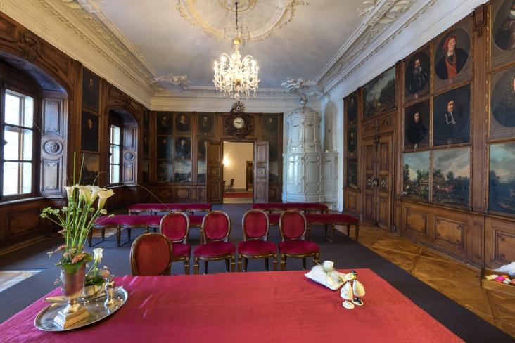 Portraitsaal