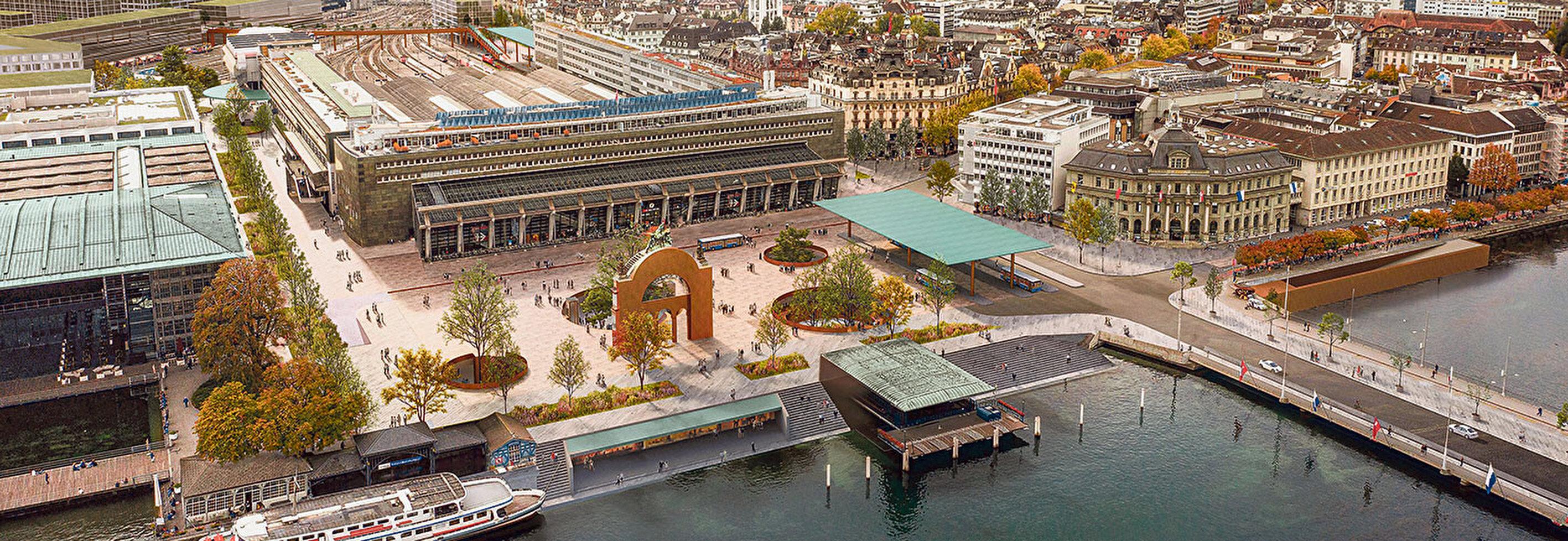 Der Durchgangsbahnhof ist auch für die Stadtentwicklung eine einmalige Chance