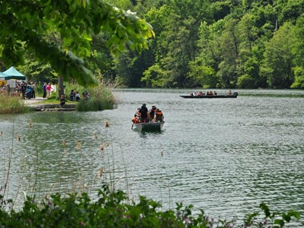 Wasser- und Waldtag 21. Mai 2017 am Rotsee