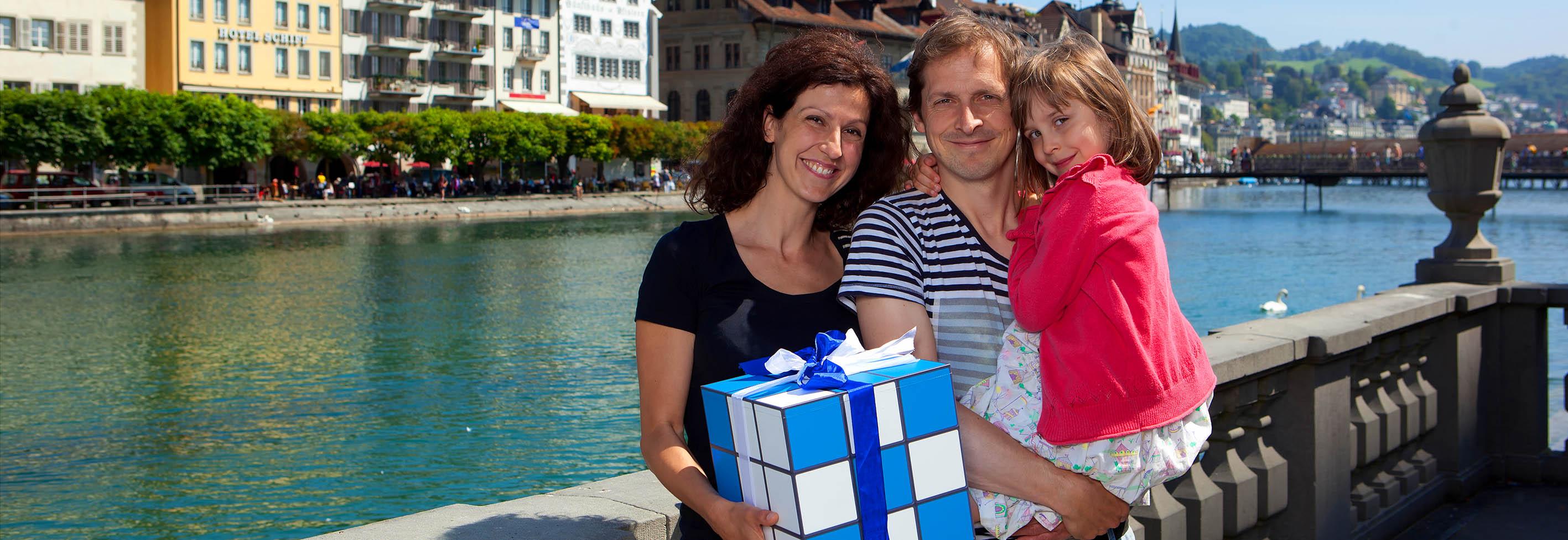 Leben in Luzern