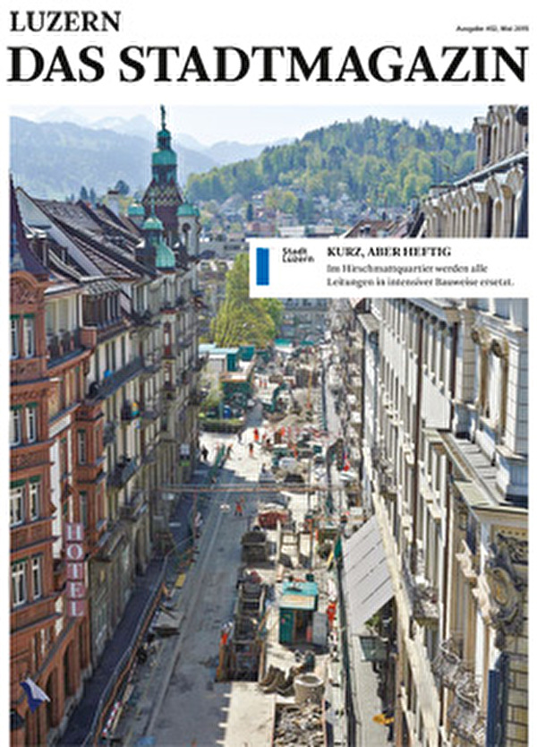 Stadtmagazin 2/2015