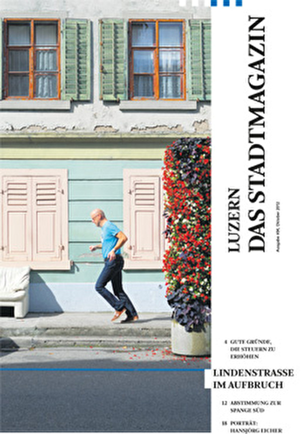 Luzern - Das Stadtmagazin Nr. 4/2012