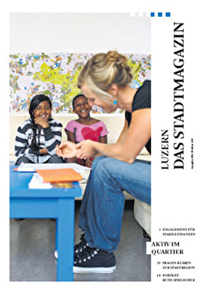 Luzern - Das Stadtmagazin Nr. 5/2011