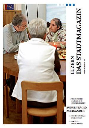 Luzern - Das Stadtmagazin (Nr. 6/2010)