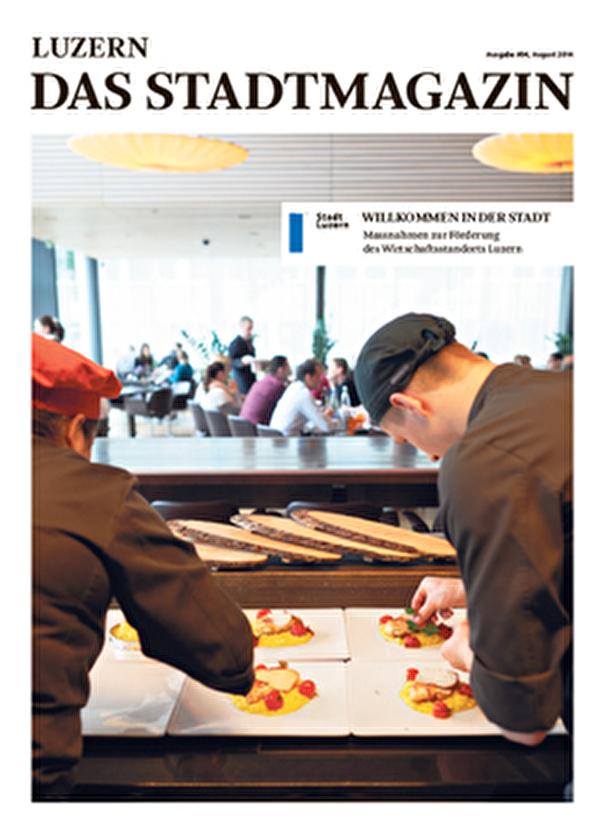 Stadtmagazin Nr. 4/2014
