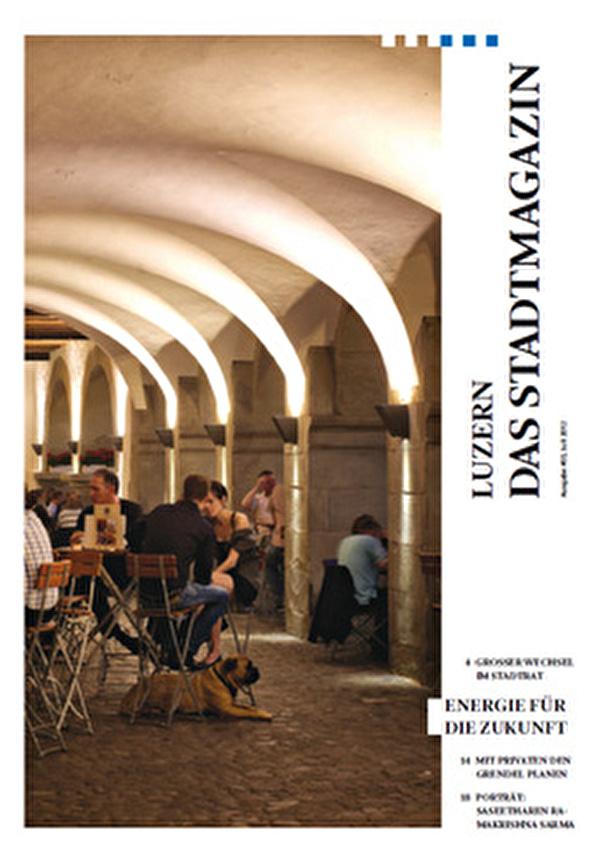 Stadtmagazin Nr. 3/2012