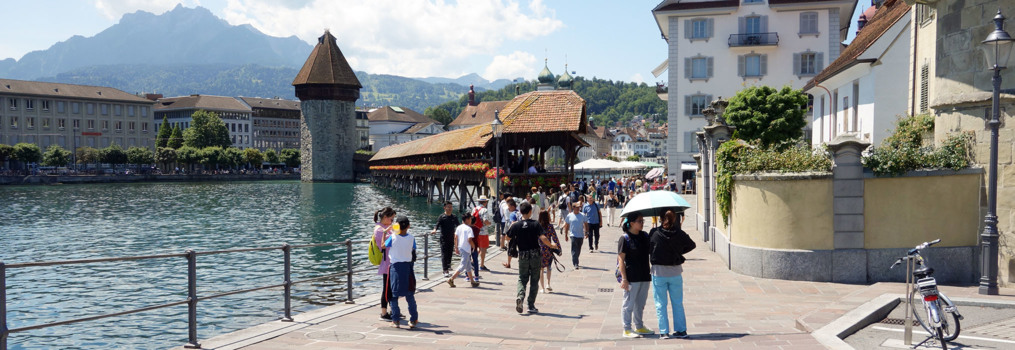 Bevölkerungsumfrage Tourismus