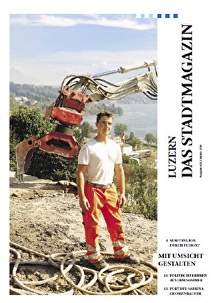 Luzern - Das Stadtmagazin (Nr. 5/2010)