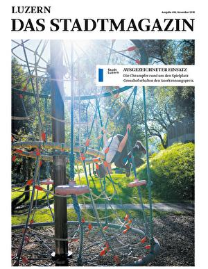 Stadtmagazin Nr. 4/2018