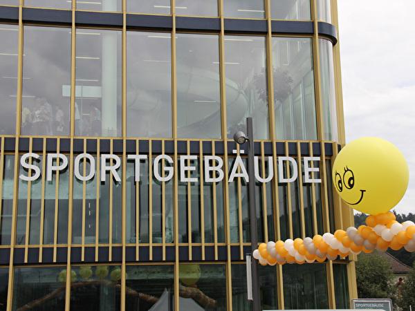 Sportgebäude Allmend Luzern