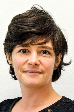 Michèle Bucher, Stadtschreiberin