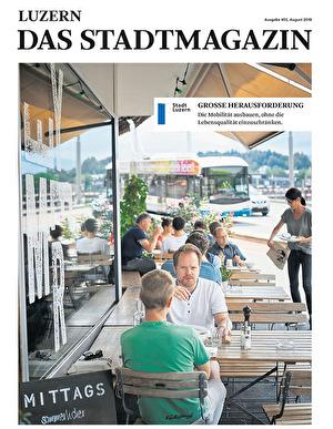 Stadtmagazin Nr. 3/2018