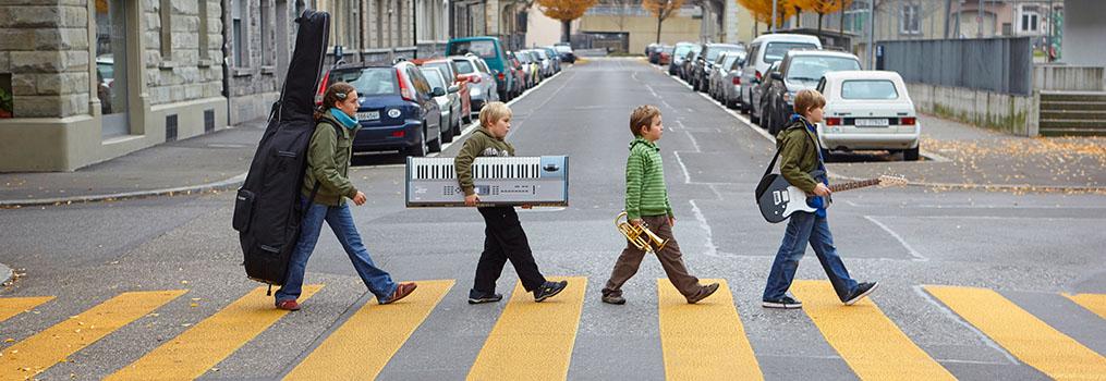 Musikschule führt erstmals Stufentests durch