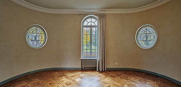 Foto Saal Pförtnerhaus