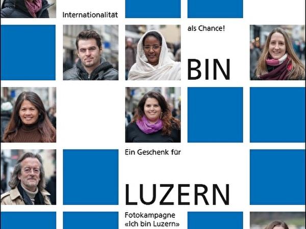 Ich bin Luzern