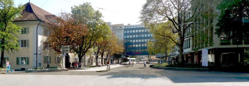 Pilatusplatz: Stadtrat entscheidet nach Vernehmlassung