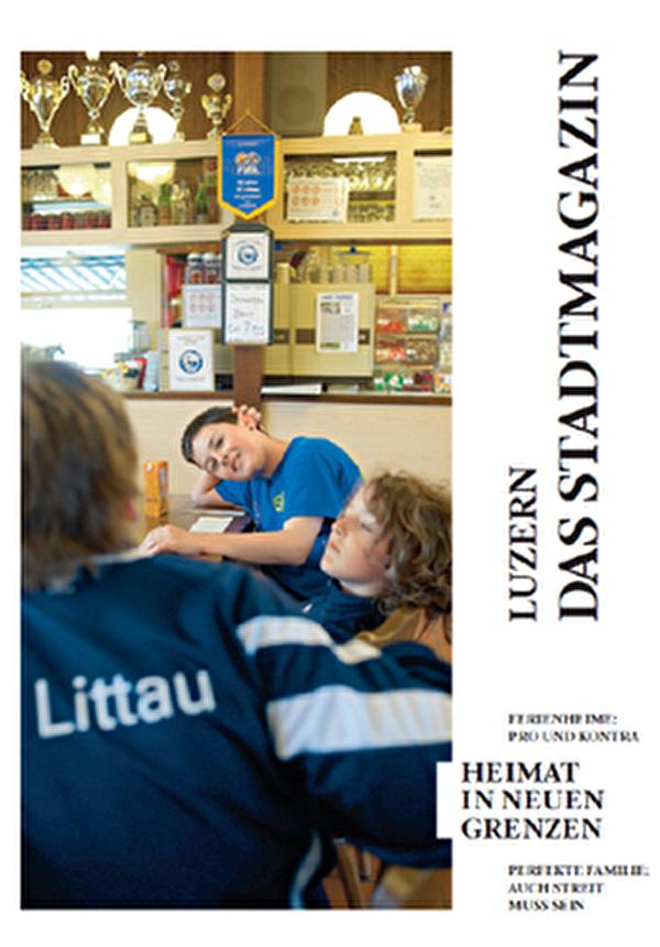Luzern - Das Stadtmagazin (Nr. 3/2010)