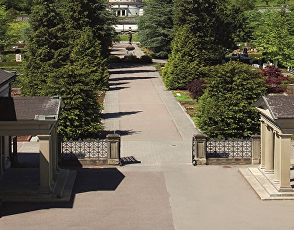 Friedhof Friedental