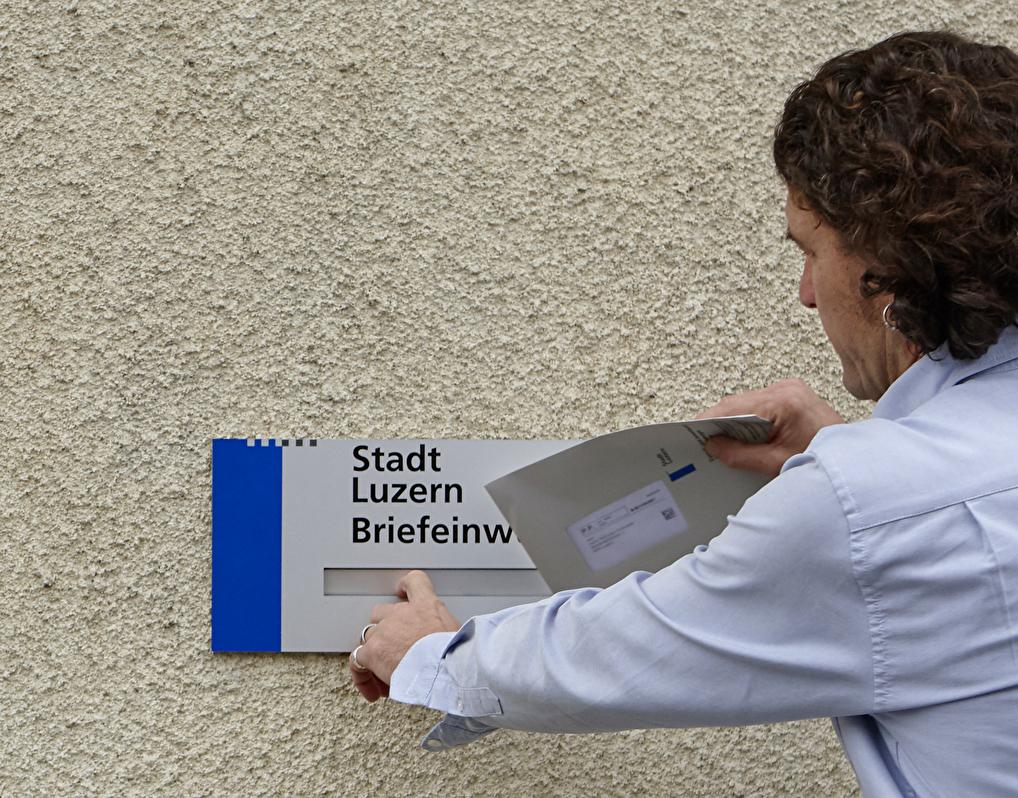 Stadt Luzern, Wahlen und Abstimmungen