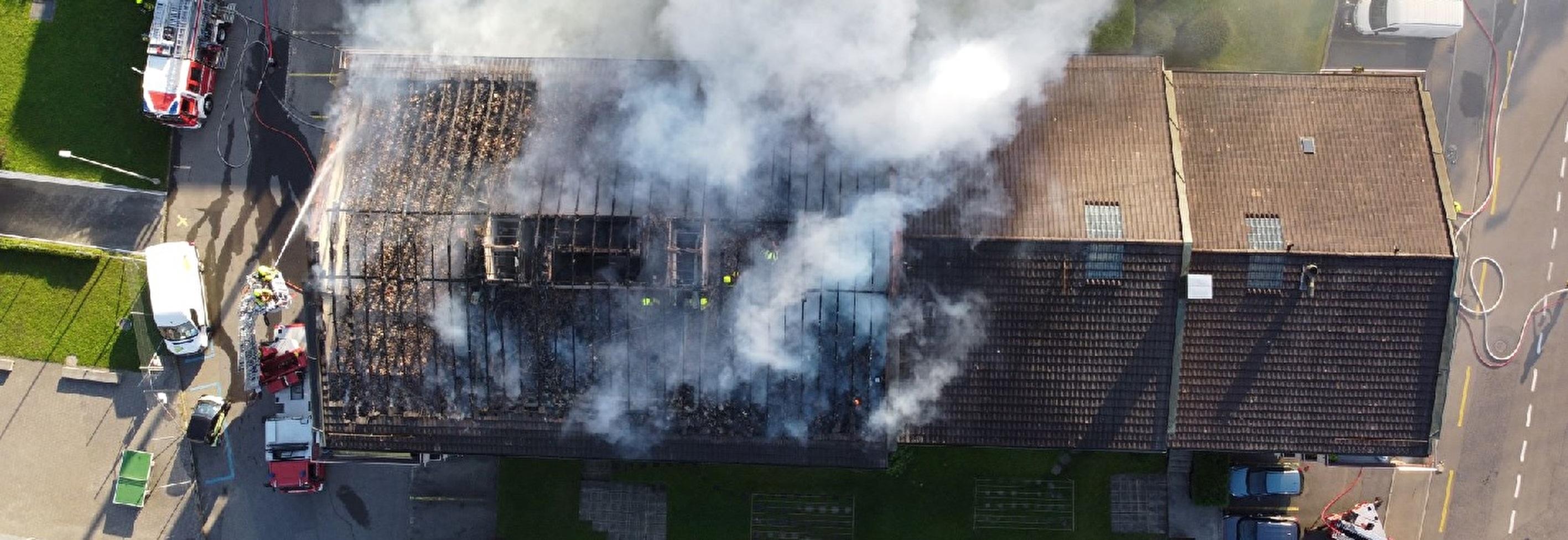 Tätigkeitsbericht 2020 Feuerwehr