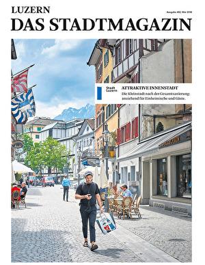 Stadtmagazin Nr. 2/2018