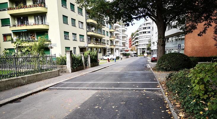Bild sanierte Taubenhausstrasse