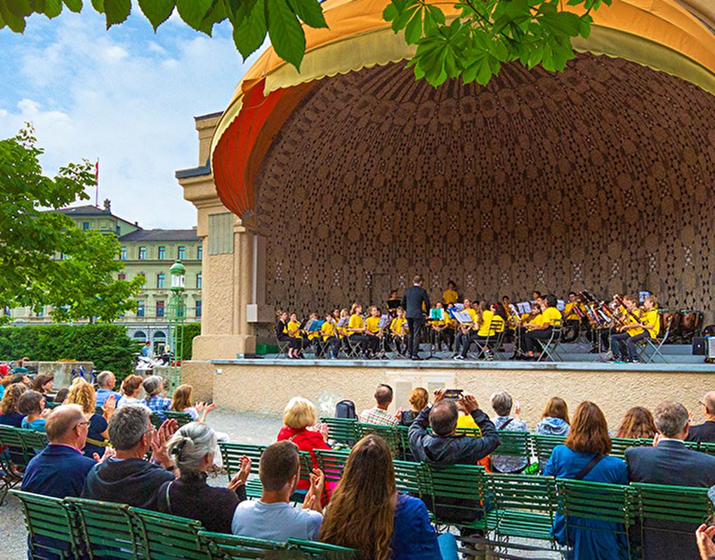 Pavillon Luzern Musikschule