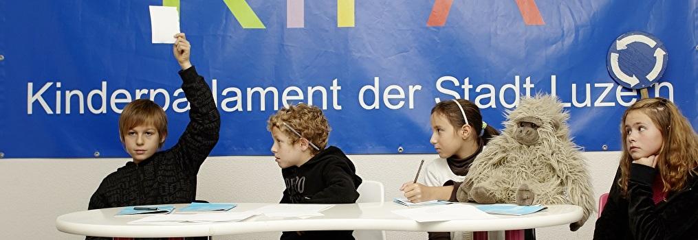 Kinderparlament Luzern