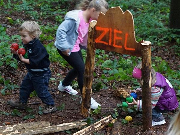 Waldtag 2012 im Zimmereggwald