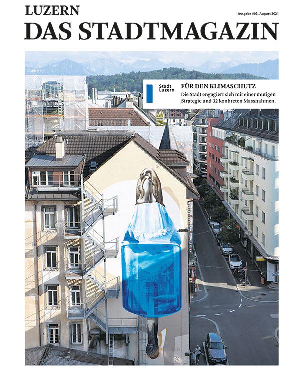 Stadtmagazin Nr. 3/2021