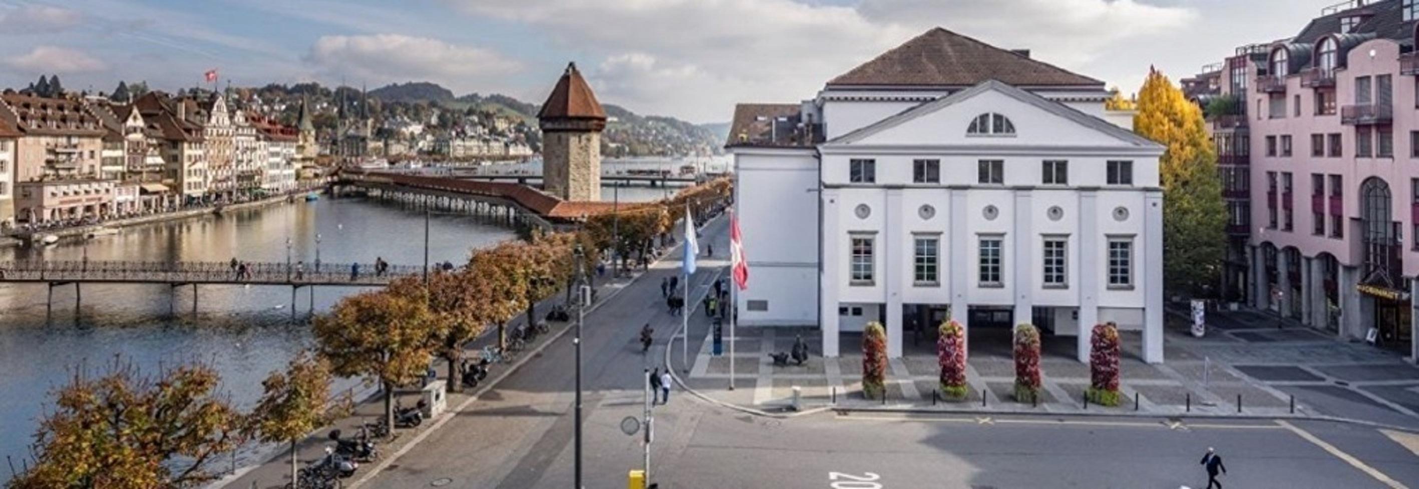 Neues Luzerner Theater Architekturwettbewerb