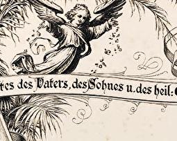 Doré-Bibel signiert von Richard Wagner