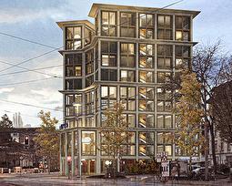 Neue städtebauliche Akzente am Pilatusplatz