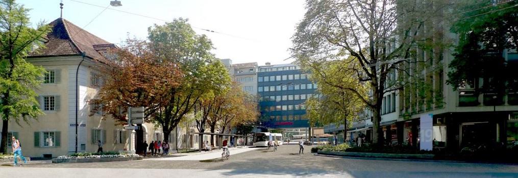 Pilatusplatz: Y-Lösung wird zu Vorprojekt ausgearbeitet