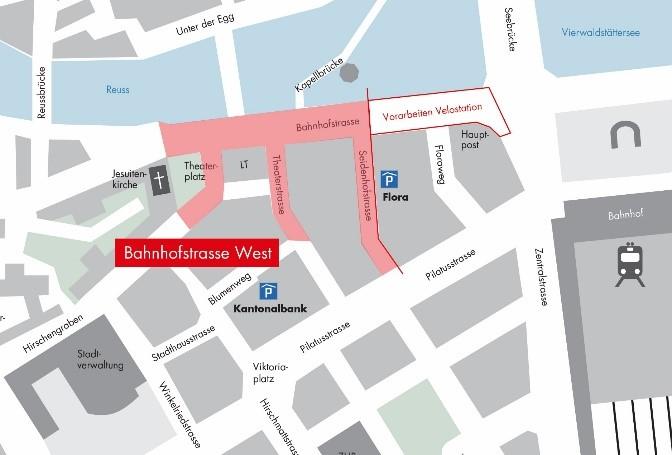 Bahnhofstrasse West