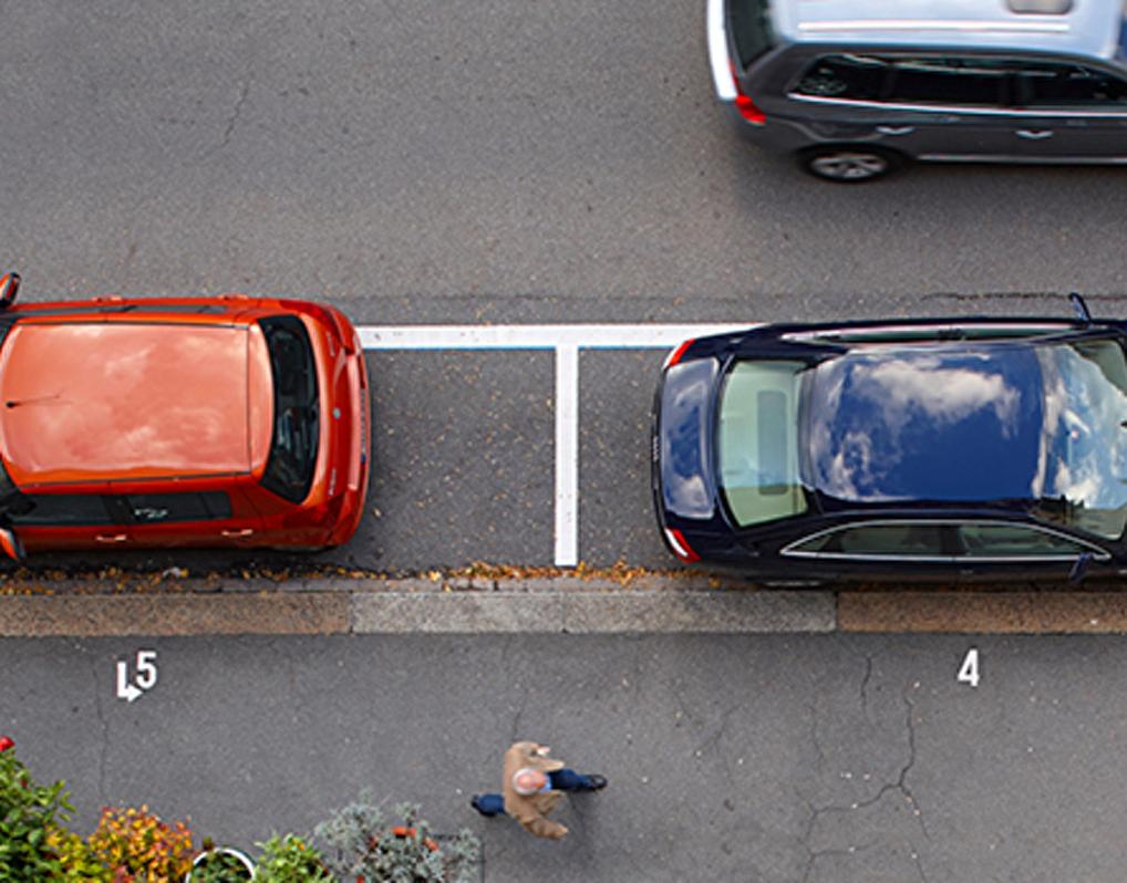 Autoparkierung